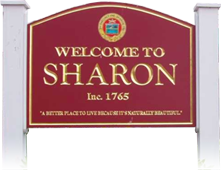 Welcome to Sharon Sign