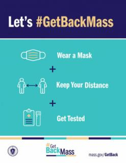 #GetBackMass