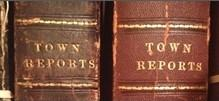 town reports
