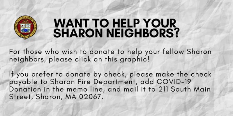 helping your neighbors